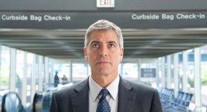 Clooney as Ryan Bingham