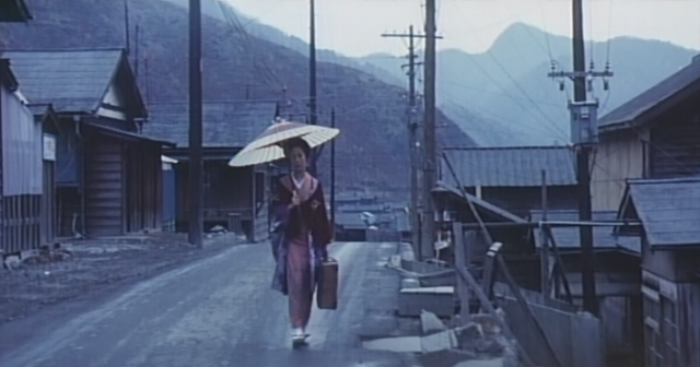 A Woman Called Abe Sada Sada (Miyashita) Wanders