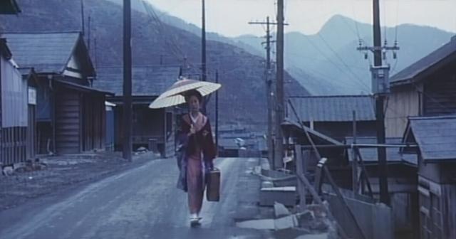 A Woman Called Abe Sada Sada (Miyashita) Wanders
