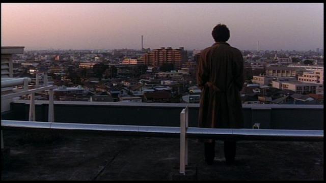 Cure Yakusho Stares at City