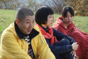 Fuku-chan of FukuFuku Flats Film Image Aw Shucks