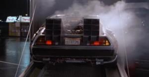 THAT DeLorean