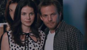 Michelle Monaghan and Stephen Dorff in Somewhere