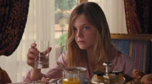 Elle Fanning in Somewhere