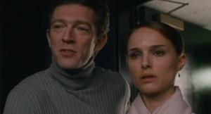 Natalie Portman and Vincent Cassel in Black Swan