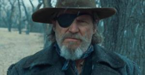 True Grit's Rooster Cogburn in the Forest