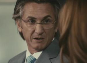 Sean Penn in Fair Game