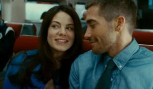 Source Code Jake Gyllenhall and Michelle Monaghan
