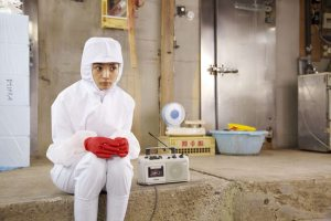 Sawako at the Clam Factory
