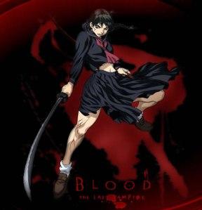 Saya from Blood