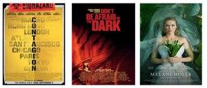Cinema Selection 2 October