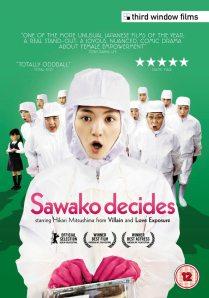 Sawako Decides DVD Case