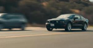 American Muscle Cars Duel it Out in Drive