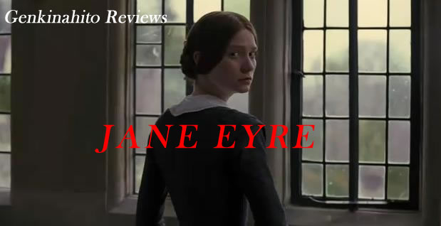 Jane Eyre (Mia Wasikowska) Review Header