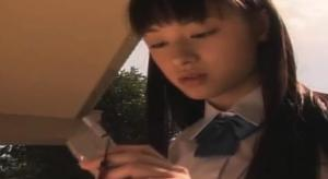 Ju-On: The Curse Chiaki Kuriyama Finds a Phone