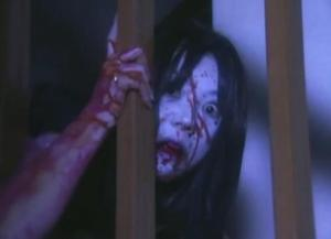 Ju-On the Curse 2's Kayako Greets a Much Valued Guest