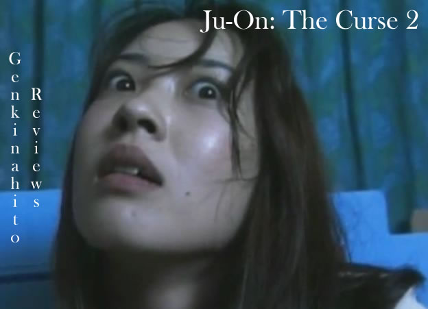 Kyoko Witnesses Something Scary in Ju-On the Curse 2