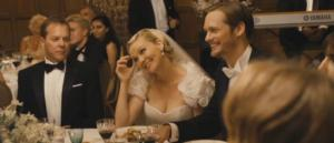 One of Melancholia's Awkward Speech Reactions