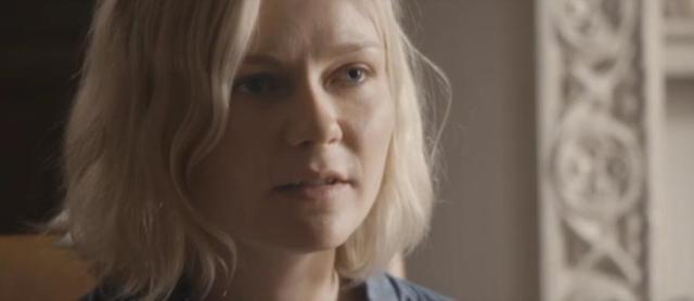 Kirsten Dunst in Melancholia is Beautiful Desolation