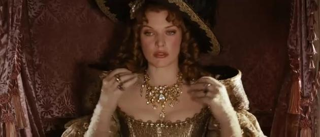 The Three Musketeers Milla Jovovich as Milady