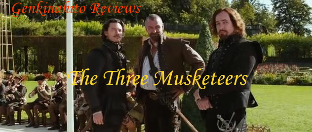 The Three Musketeers Review Post Banner