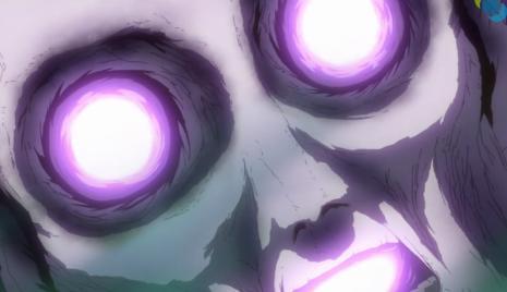 Un-Go Inga's Hypnosis Skull