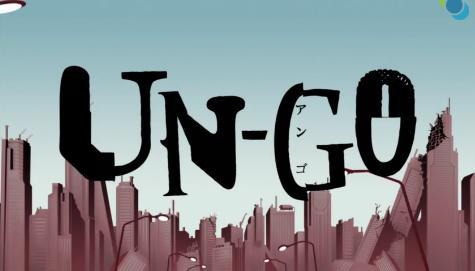 [Anime] Un-Go Un-go-intro