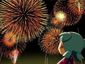 Yotsuba Fireworks