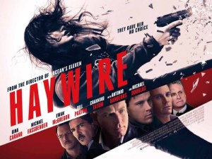 The Poster for Haywire