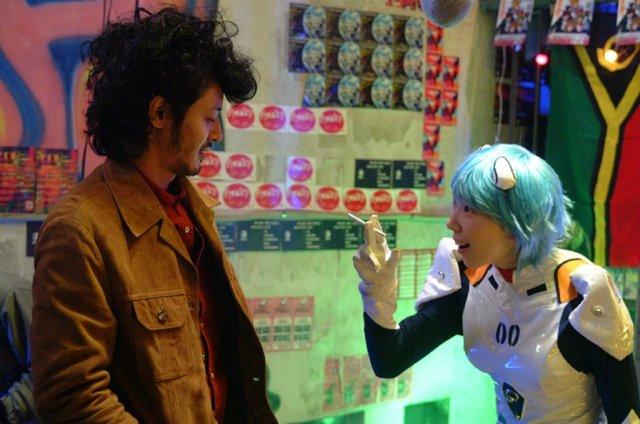 Rei Ayanami in Adrift in Tokyo