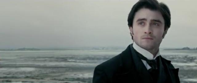 Arthur Kipps (Radcliffe) in The Woman in Black