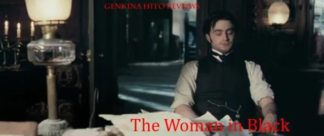 Arthur Kipps (Radcliffe) in The Woman in Black