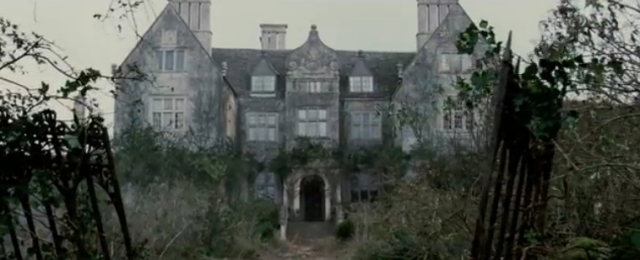 Eel Marsh House in The Woman in Black