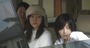 Aya Koike (Ando) and Her Gang in Love Exposure