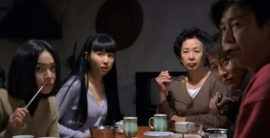 Dinner with The Quiet Family Including Mi-su (Lee Yoon-sung) and Mi-Na (Ko Ho-kyeong)