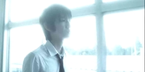 Itsuki (Kanata Hongo) at School Goth - Love of Death