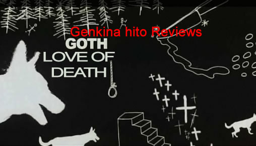 Goth - Love of Death Review Header