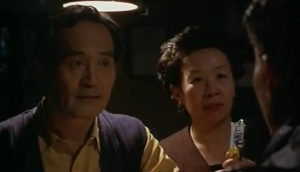 Father (Park In-hwan) and Mother (Na Moon-hee) in The Quiet Family