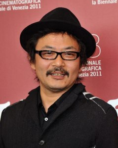 Sion Sono, the director of Himizu, Love Exposure and Cold Fish