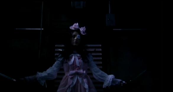 Reika (Maju Ozawa) the Gothic Lolita in X-Cross