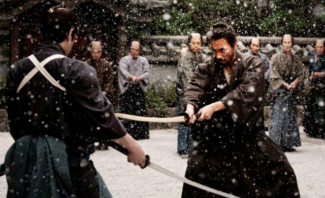 Hara Kiri Action Scene 4