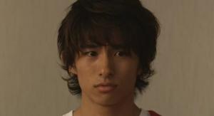 Takeshi (Ken Miyake) Looking Troubled in Oyayubi Sagashi