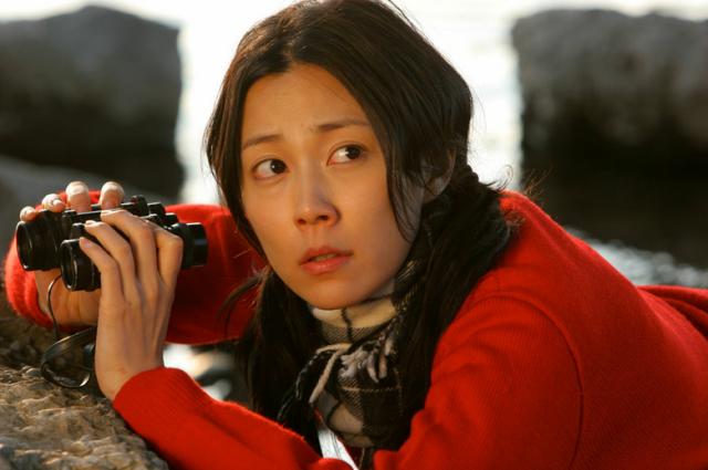Kimura as Akari in Fine, Totally Fine