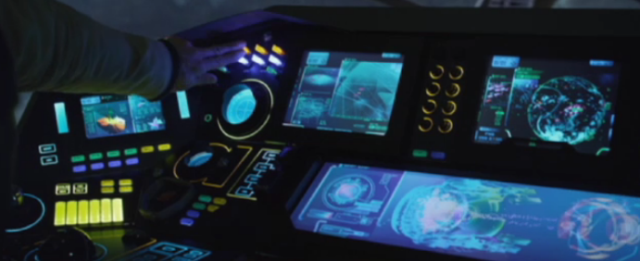 The Sparkly Computer User Interface in Prometheus