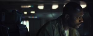 Idris Elba as Captain Janek in Prometheus