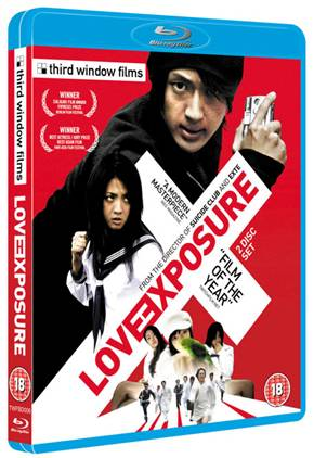 Love Exposure Blu-Ray Case