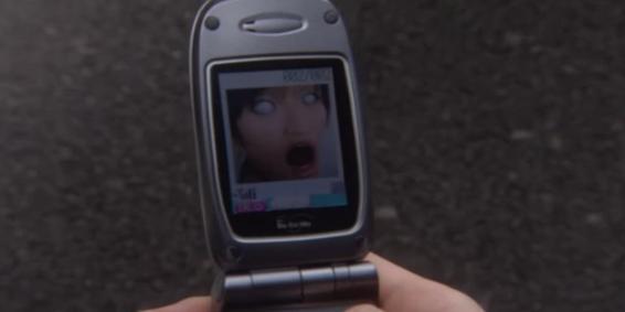 Shibuya Kaidan Haunted Phone