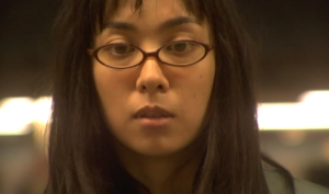 Kazue Fukiishi as Noriko in Noriko's Dinner Table