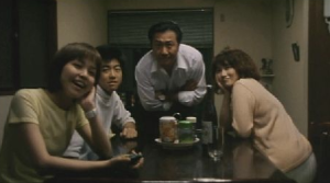 Detective Kuroda at Home in Suicide Club