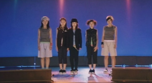 The J-Pop Group Dessert in Suicide Club